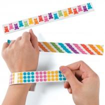 Candy Shop Slap Bracelets