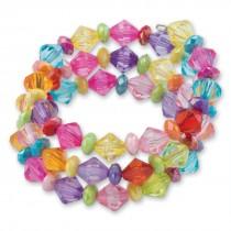 Jewel Coil Bracelets