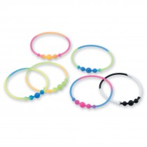 Bright Ball Jelly Bracelets