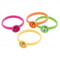 Silicone Jewel Bracelets