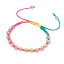 Crystal Bead Friendship Bracelets