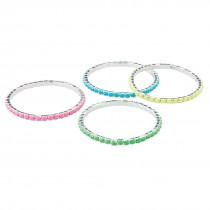 Neon Tennis Bracelets