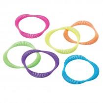 Neon Spring Bracelets