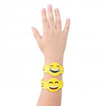 Emoji Snap Bracelets