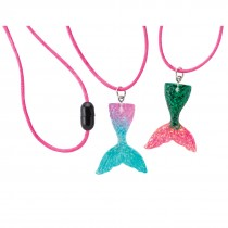 Mermaid Glitter Necklaces