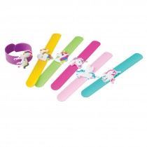 3D Unicorn Slap Bracelets