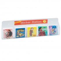 Sticker Box Rack