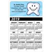 Happy Tooth Calendar Magnets