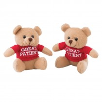 Great Patient Plush Bears
