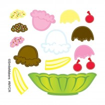 Make Your Own™ Sundae Stickers