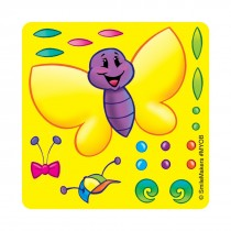 Make Your Own™ Butterfly Stickers
