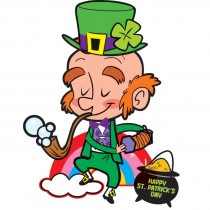 Make Your Own™ Leprechaun Stickers