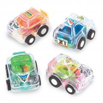 Clear Pullback Cars