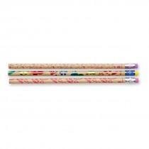 Girl Designs Paper Pencils