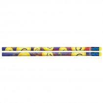 Smiley Guy Rainbow Pencils