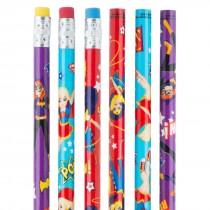 DC Superhero Girls Pencils