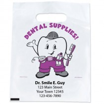 Custom Dental Supplies Bags