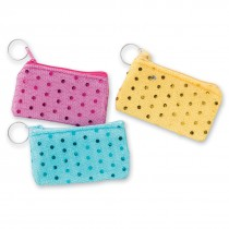 Sequin Purse Backpack Pulls