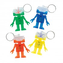 Light-Up Robot Backpack Pulls