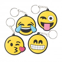 Emoji Rubber Backpack Pulls
