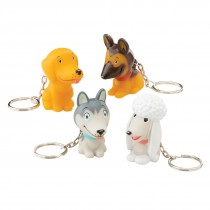 Friendly Pups Collectible Backpack Pulls