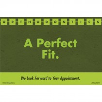 Perfect Fit Orthodontics Recall Cards