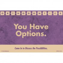Options Orthodontics Recall Cards