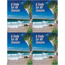 Ocean Smile For All Seasons Laser Cards