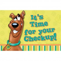 Scooby Doo Check Up Recall Cards