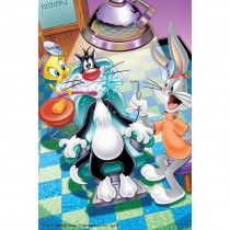 Looney Tunes Dental Visit Recall Cards