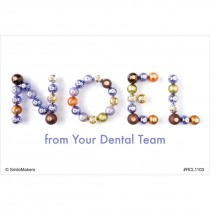 Noel Dental Team Recall Cards