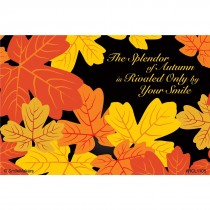 Autumn Splendor Recall Cards