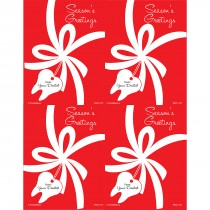 Season's Greetings Dental Laser Cards