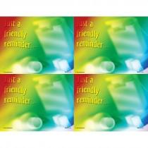 Rainbow Reminder Laser Cards