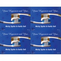 Hygienist and You Laser Cards