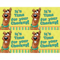 Scooby-Doo Check Up Laser Cards