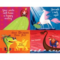 Fairy Tale Reminder Laser Cards