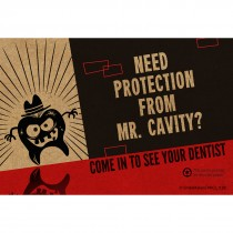 Need Protection Recycled Recall Cards