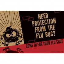 Protection from Flu Bug Recall Cards
