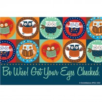 Be Wise! Eye Recall Cards
