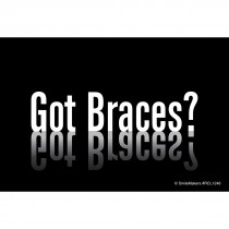 Got Braces? Recall Cards