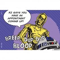 Star Wars R2D2 Recall Cards