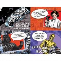 Assorted Star Wars Laser Cards