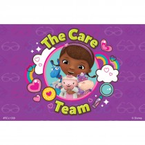 Doc McStuffins Eye Care Recall Cards
