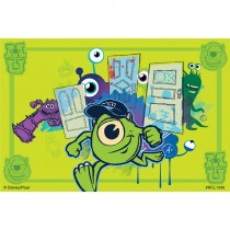 Monsters Inc Eye Care Recall Cards