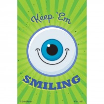 Keep Em Smiling Eyecare Recall Cards