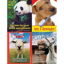 Assorted Animals Laser Cards