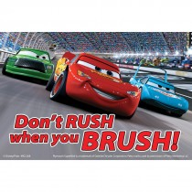 Disney Cars Don't Rush Recall Cards
