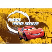 Disney Cars Flash Smile Recall Cards