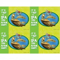 Finding Nemo Sea Turtle Laser Cards